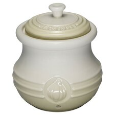 Garlic Keeper, White