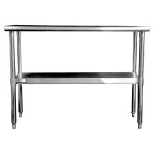 EcoStorage Table in Stainless Steel