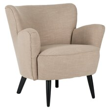Grace Arm Chair in Beige