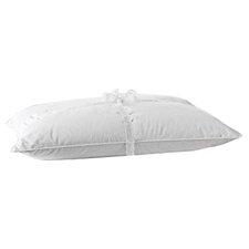 Harriet Duck Feather & Down Pillow in White