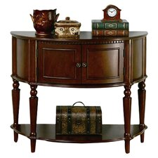 Bridgeport Console Table in Brown