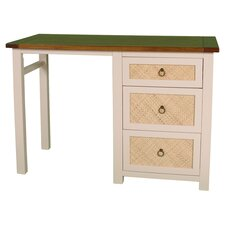 Havana Dressing Table in Off-White