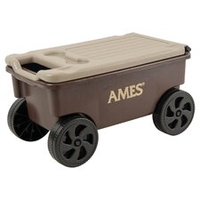 Mason Lawn Cart in Brown
