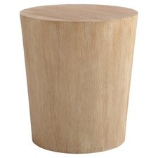 Montague End Table in Driftwood