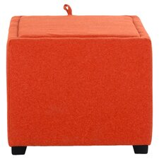 Harold Ottoman in Burnt Orange