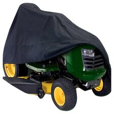 Deluxe Lawn Mower Cover in Black