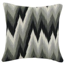 Coram Pillow in Ebony