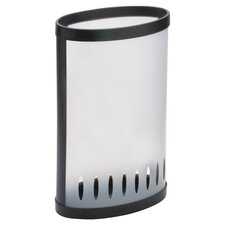 Modern Umbrella Stand in Black