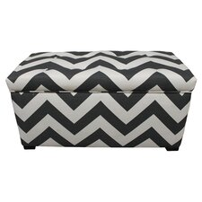 Angela Upholstered Bench in Charcoal Grey
