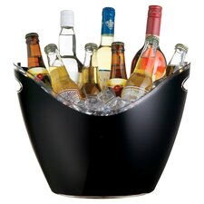Bar Craft Drinks Pail in Black