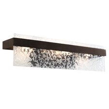 Line Up! 4 Light Bath Vanity Light in Forged Iron