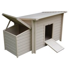 Fontana Chicken House in White