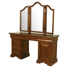 James Dressing Table in Mahogany