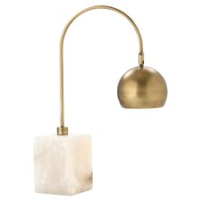 Jana Adjustable Table Lamp in Brass