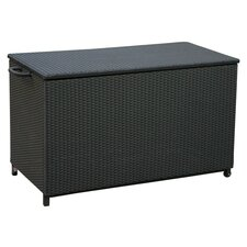 Lincoln Storage Box in Black