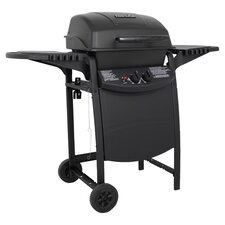 Classic Gas Grill in Black