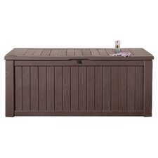 Rockwood Deck Storage Box in Espresso
