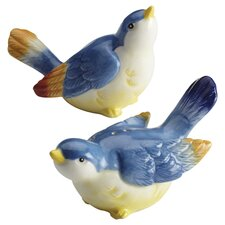 Nina Porcelain Salt & Pepper Shaker