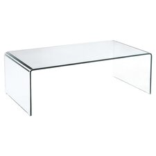 Spring Coffee Table in Clear