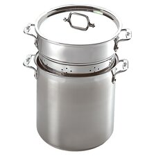 All-Clad 12 Qt. Multi Cooker in Stainless Steel