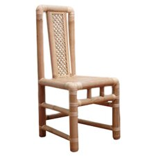 Lola Kane Dining Chair in Natural