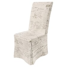 Aspen Upholstered Dining Chair in Cream