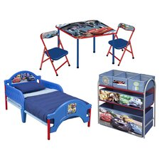 Disney Cars 5 Piece Room Set in Blue