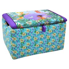 Disney's Fairies Toy Box in Green