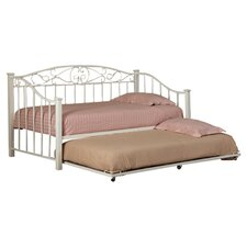 Tube Twin Daybed in Cream