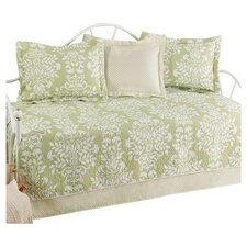 Rowland Breeze 5 Piece Quilted Twin Daybed Set