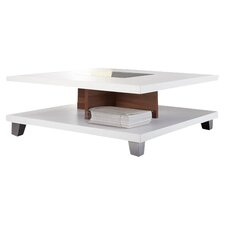 Bella Coffee Table in White