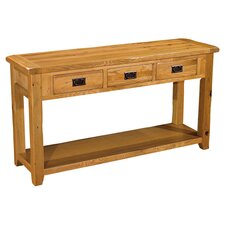 Bordeaux Large Console Table