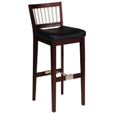 "Cozumel 31"" Barstool in Cherry"