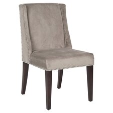 Collier Dining Chair in Mushroom