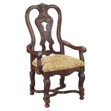 Tropez Arm Chair in Brunette II