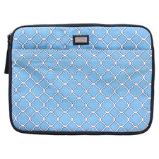 Villa Laptop Sleeve in Blue