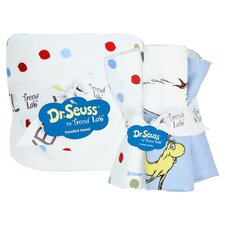 Dr. Seuss Bouquet Hooded Towel & Wash Cloth Set