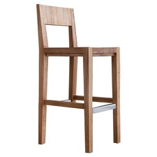 LAX Series Barstool in Natural