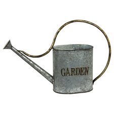 Garden Watering Can in Gray