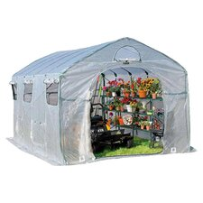 Farmhouse XL Greenhouse in Clear
