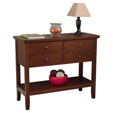 Bradford Console Table in Chestnut