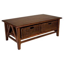 Claremont Coffee Table in Toffee