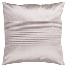 Sabine Accent Throw Pillow in Silver