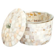 Hyacinth Mother-of-Pearl Trinket Box