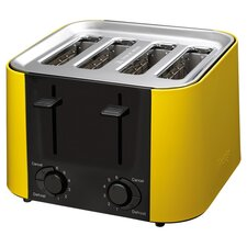 Daytona Toaster in Yellow