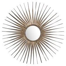 Shanira Mirror in Gold