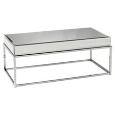 Kyla Mirrored Coffee Table
