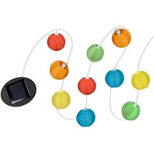 Solar 10 Light String Light