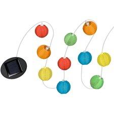 Solar Lantern 10 Light String Light