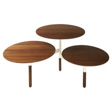 Lily Pad Coffee Table in Walnut